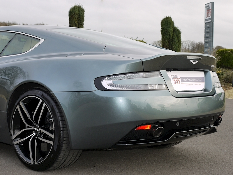 Aston Martin DB9 GT 6.0 V12 Coupe - Large 26