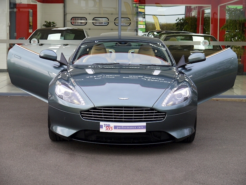 Aston Martin DB9 GT 6.0 V12 Coupe - Large 27