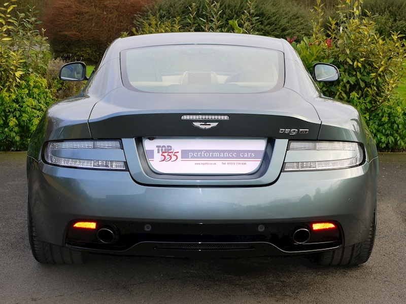 Aston Martin DB9 GT 6.0 V12 Coupe - Large 12