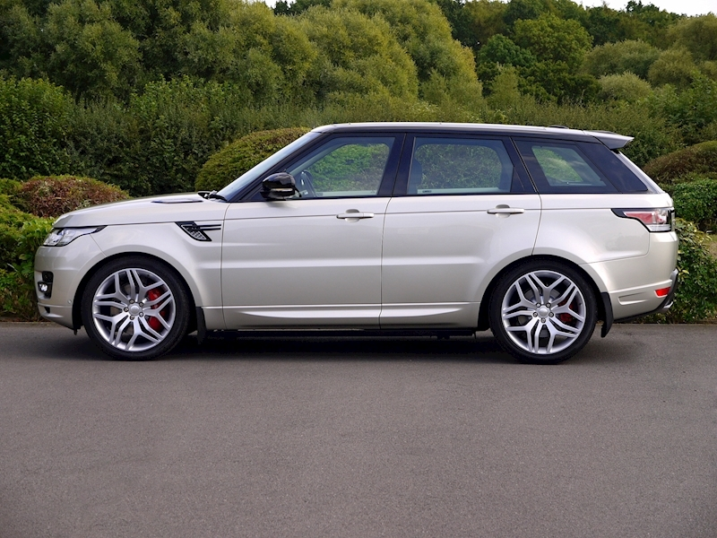 Land Rover Range Rover Sport 5.0 V8 Autobiography Dynamic - Large 4