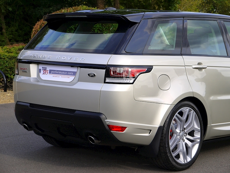 Land Rover Range Rover Sport 5.0 V8 Autobiography Dynamic - Large 13