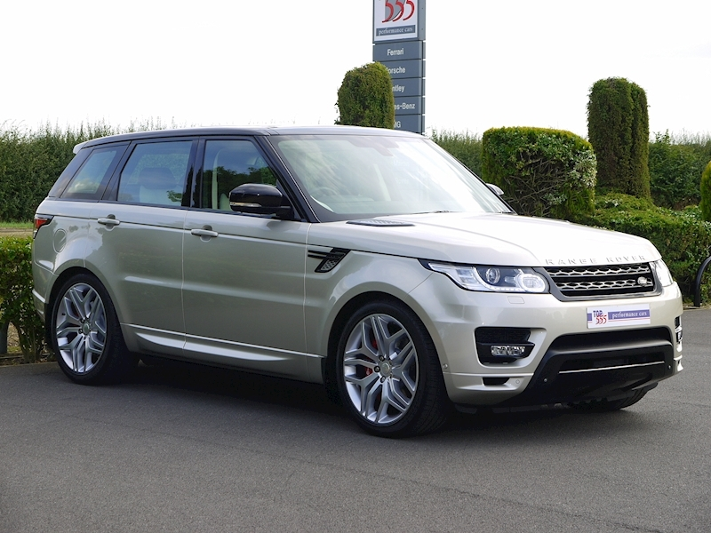 Land Rover Range Rover Sport 5.0 V8 Autobiography Dynamic - Large 20
