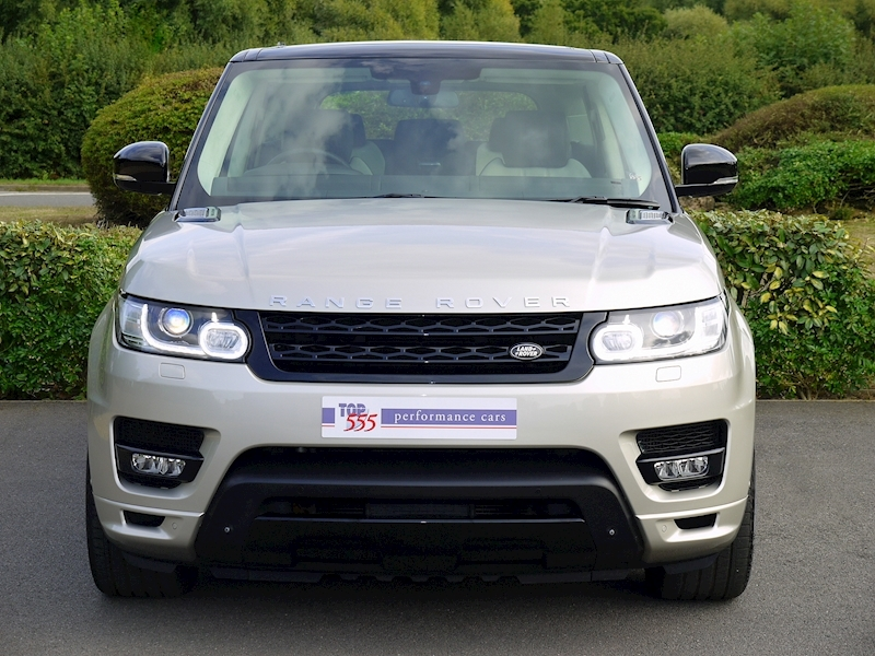 Land Rover Range Rover Sport 5.0 V8 Autobiography Dynamic - Large 21