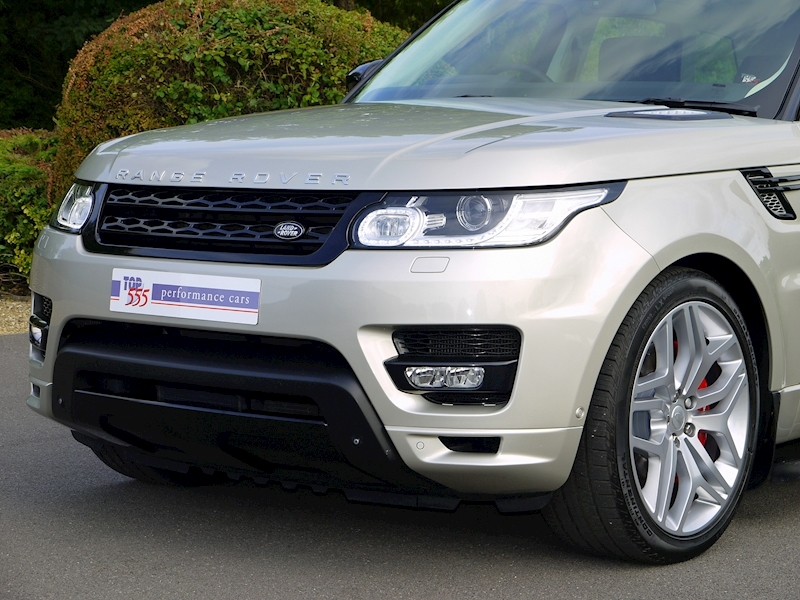 Land Rover Range Rover Sport 5.0 V8 Autobiography Dynamic - Large 22