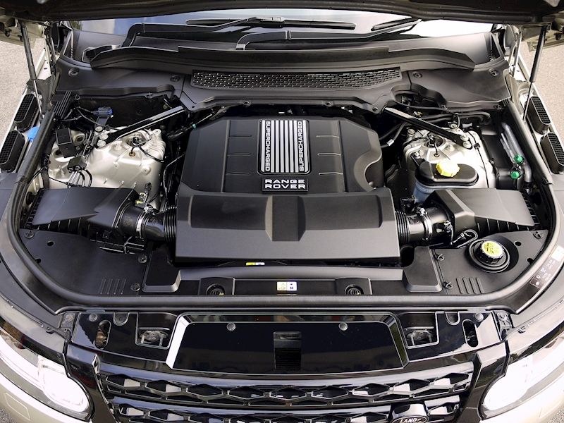 Land Rover Range Rover Sport 5.0 V8 Autobiography Dynamic - Large 24