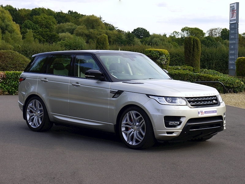 Land Rover Range Rover Sport 5.0 V8 Autobiography Dynamic - Large 32
