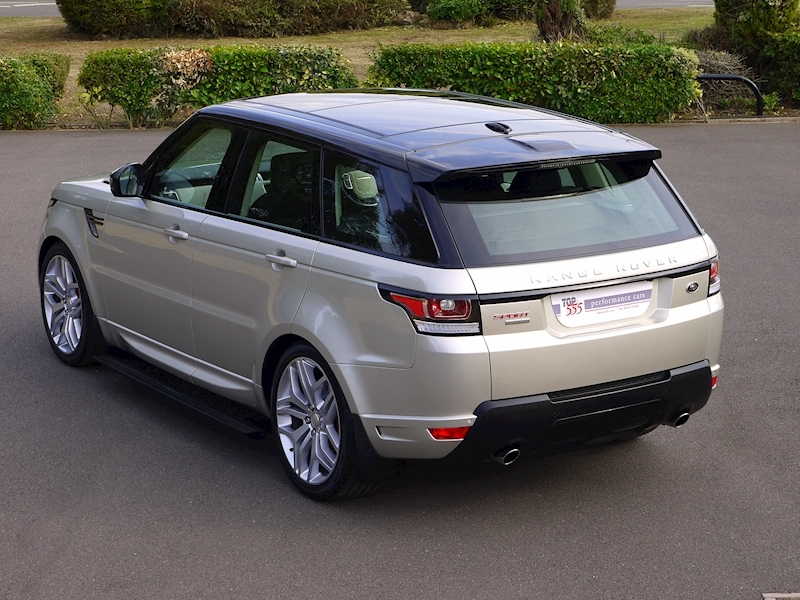 Land Rover Range Rover Sport 5.0 V8 Autobiography Dynamic - Large 33