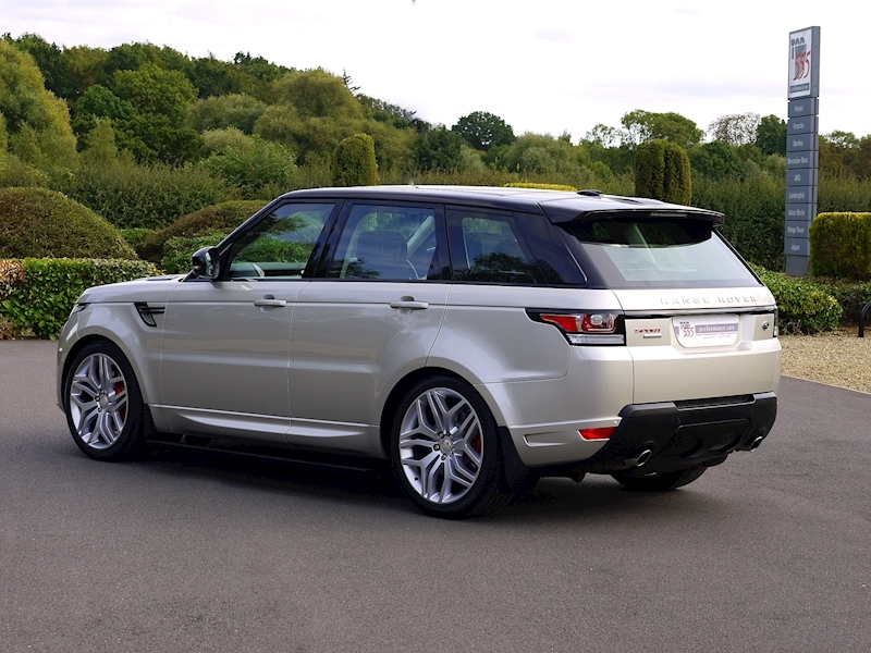 Land Rover Range Rover Sport 5.0 V8 Autobiography Dynamic - Large 34