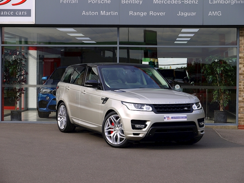 Land Rover Range Rover Sport 5.0 V8 Autobiography Dynamic - Large 35