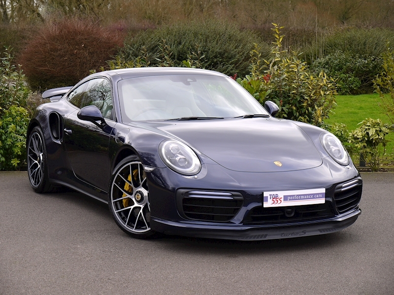 Porsche 911 (991.2) Turbo S 3.8 PDK - Large 23