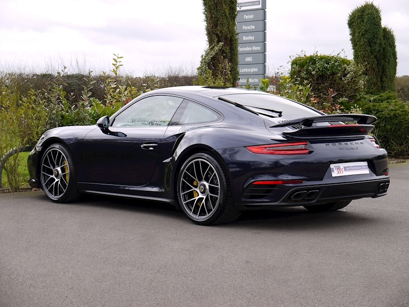 Porsche 911 (991.2) Turbo S 3.8 PDK - Large 7