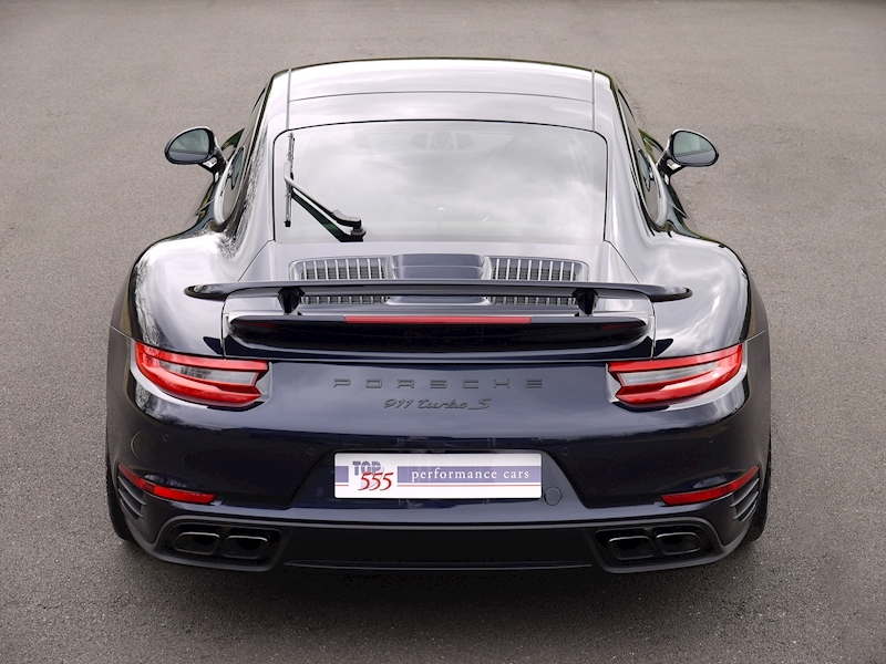 Porsche 911 (991.2) Turbo S 3.8 PDK - Large 11