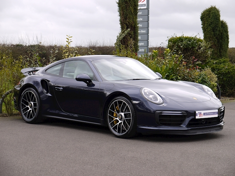 Porsche 911 (991.2) Turbo S 3.8 PDK - Large 14