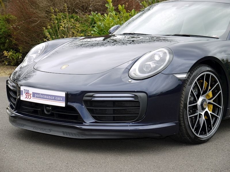 Porsche 911 (991.2) Turbo S 3.8 PDK - Large 16