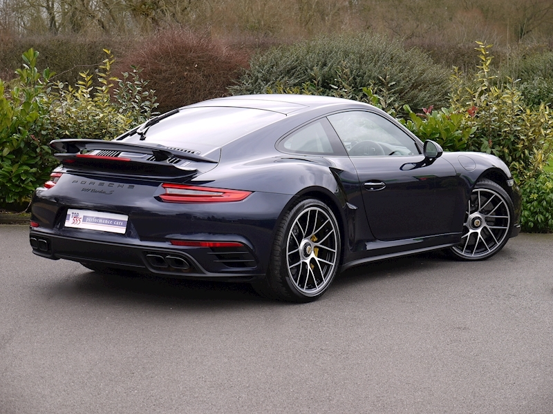 Porsche 911 (991.2) Turbo S 3.8 PDK - Large 20