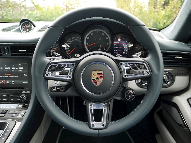 Porsche 911 (991.2) Turbo S 3.8 PDK - Large 21