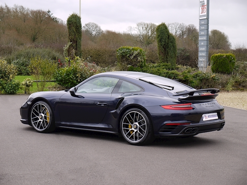 Porsche 911 (991.2) Turbo S 3.8 PDK - Large 25