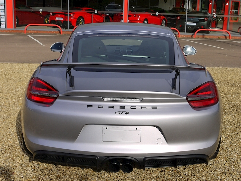Porsche Cayman GT4 3.8 Clubsport - Large 5