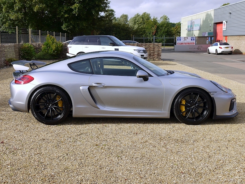 Porsche Cayman GT4 3.8 Clubsport - Large 2