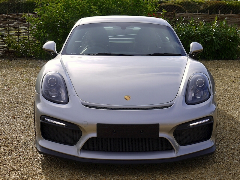 Porsche Cayman GT4 3.8 Clubsport - Large 6