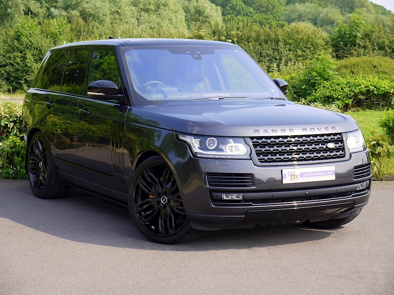 Land Rover Range Rover 4.4 SDV8 Autobiography - Large 21