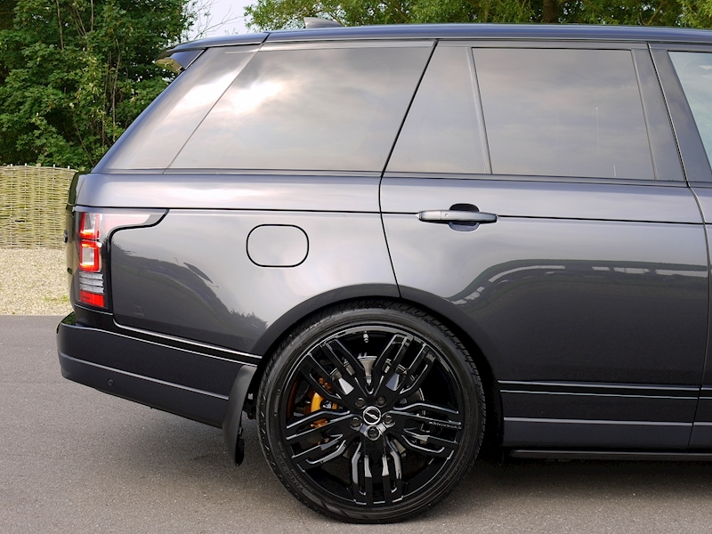 Land Rover Range Rover 4.4 SDV8 Autobiography - Large 13