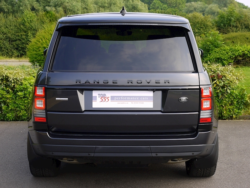 Land Rover Range Rover 4.4 SDV8 Autobiography - Large 14