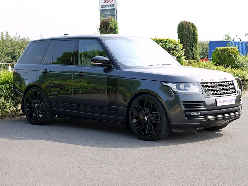 Land Rover Range Rover 4.4 SDV8 Autobiography - Large 17