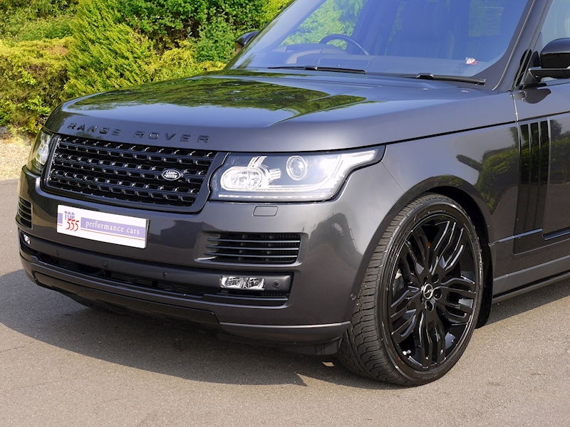 Land Rover Range Rover 4.4 SDV8 Autobiography - Large 18