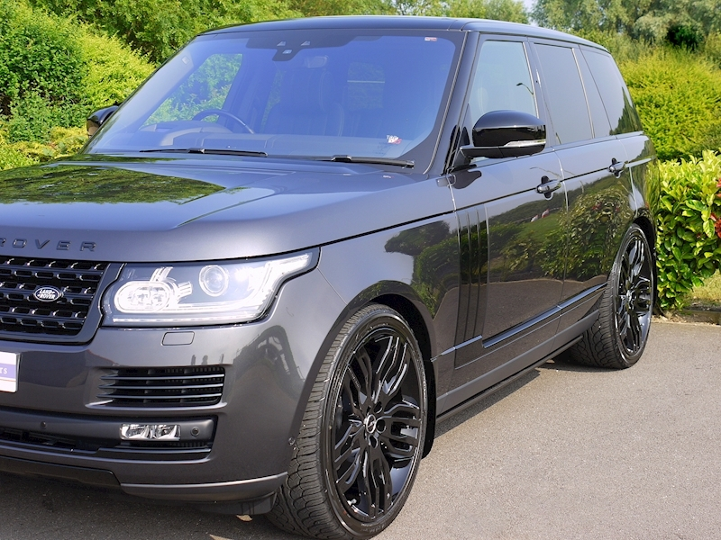 Land Rover Range Rover 4.4 SDV8 Autobiography - Large 19