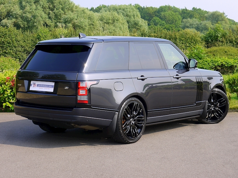 Land Rover Range Rover 4.4 SDV8 Autobiography - Large 23