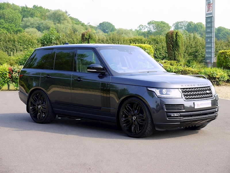 Land Rover Range Rover 4.4 SDV8 Autobiography - Large 32
