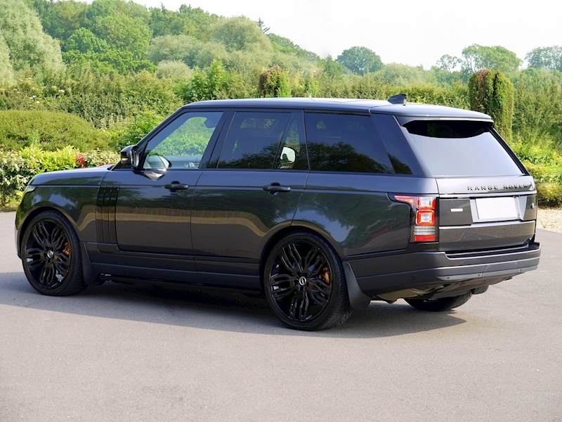 Land Rover Range Rover 4.4 SDV8 Autobiography - Large 33