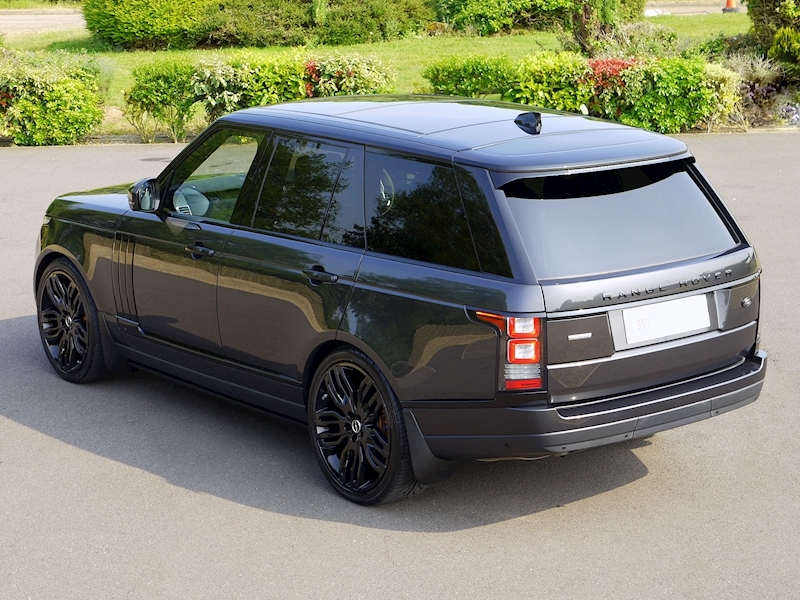 Land Rover Range Rover 4.4 SDV8 Autobiography - Large 34