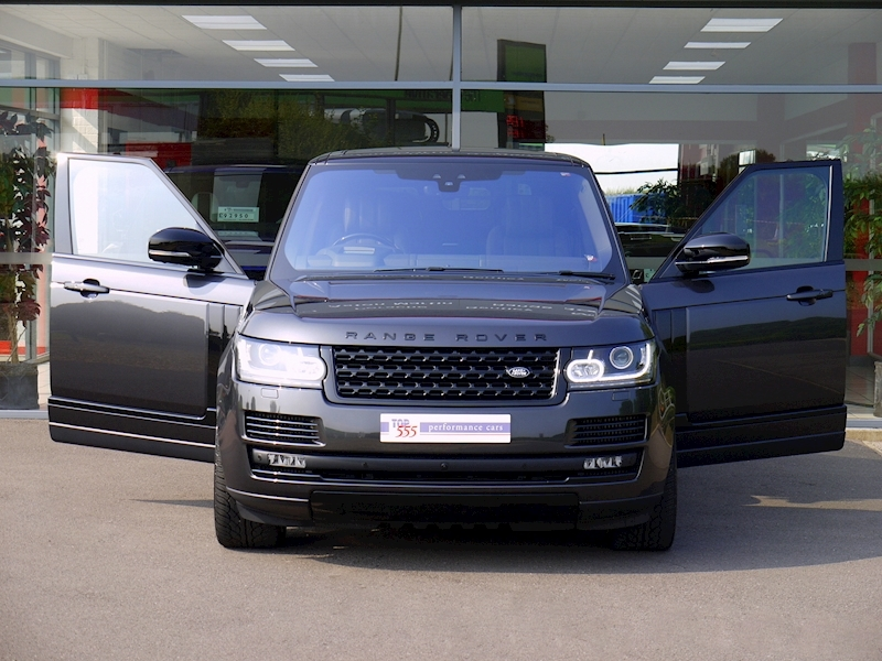 Land Rover Range Rover 4.4 SDV8 Autobiography - Large 35