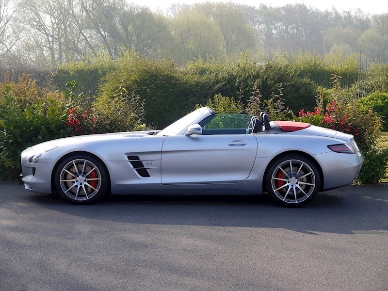 Mercedes SLS AMG Roadster 6.2 - Large 2