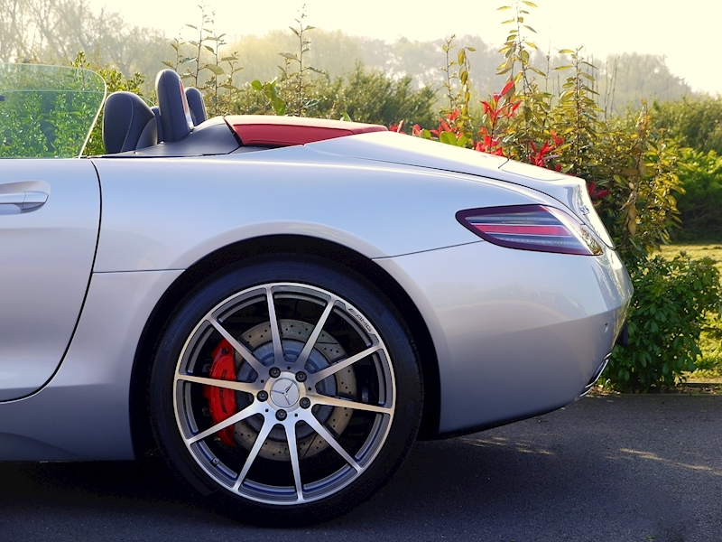 Mercedes SLS AMG Roadster 6.2 - Large 3