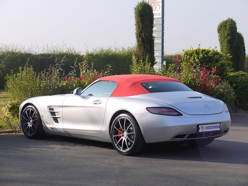 Mercedes SLS AMG Roadster 6.2 - Large 5