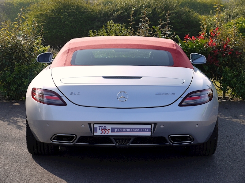 Mercedes SLS AMG Roadster 6.2 - Large 9