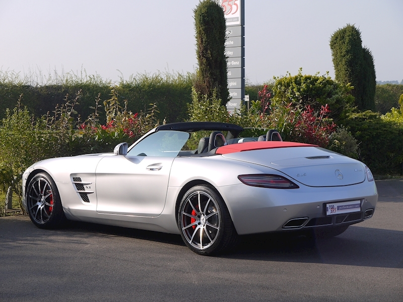 Mercedes SLS AMG Roadster 6.2 - Large 10