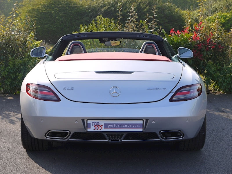 Mercedes SLS AMG Roadster 6.2 - Large 12