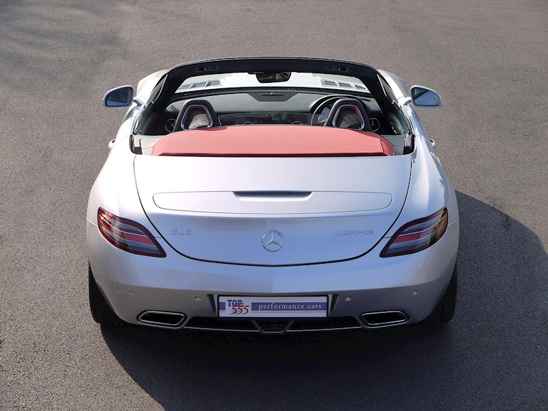 Mercedes SLS AMG Roadster 6.2 - Large 13
