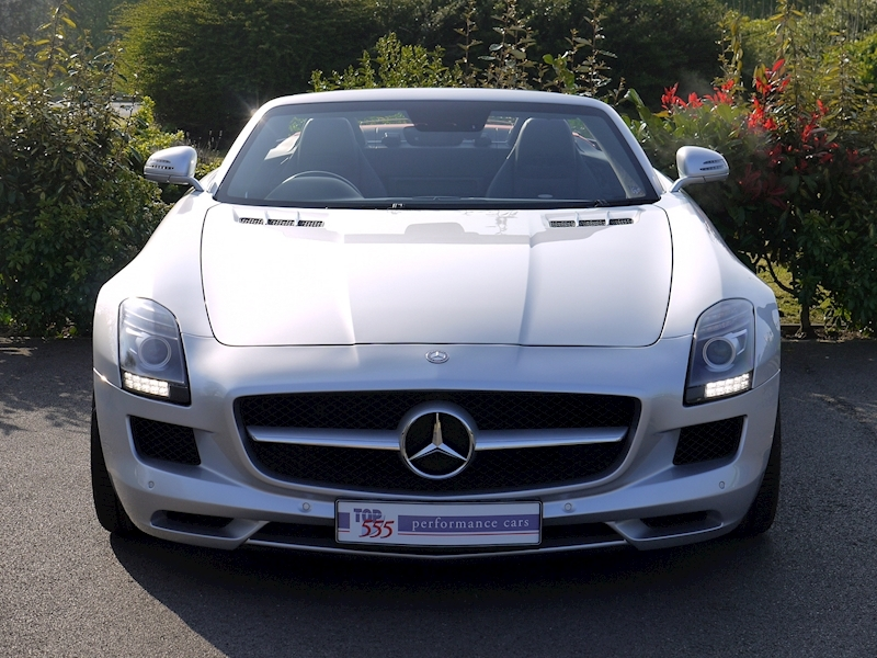 Mercedes SLS AMG Roadster 6.2 - Large 19