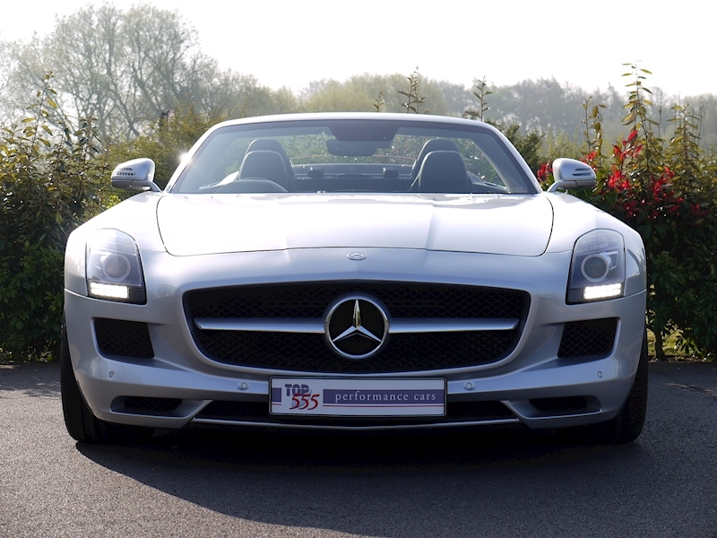 Mercedes SLS AMG Roadster 6.2 - Large 20