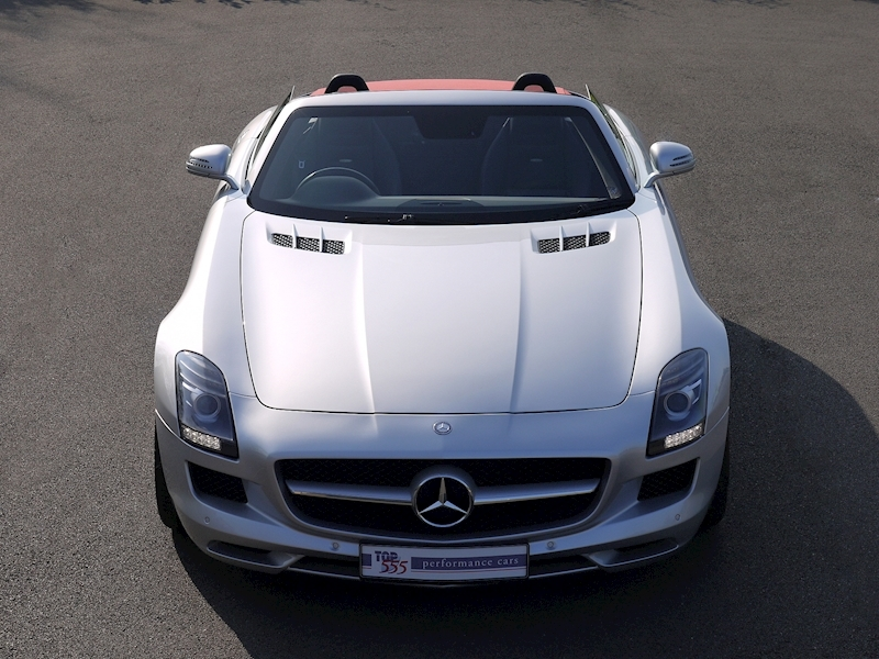 Mercedes SLS AMG Roadster 6.2 - Large 21