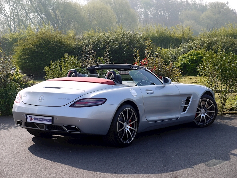 Mercedes SLS AMG Roadster 6.2 - Large 25