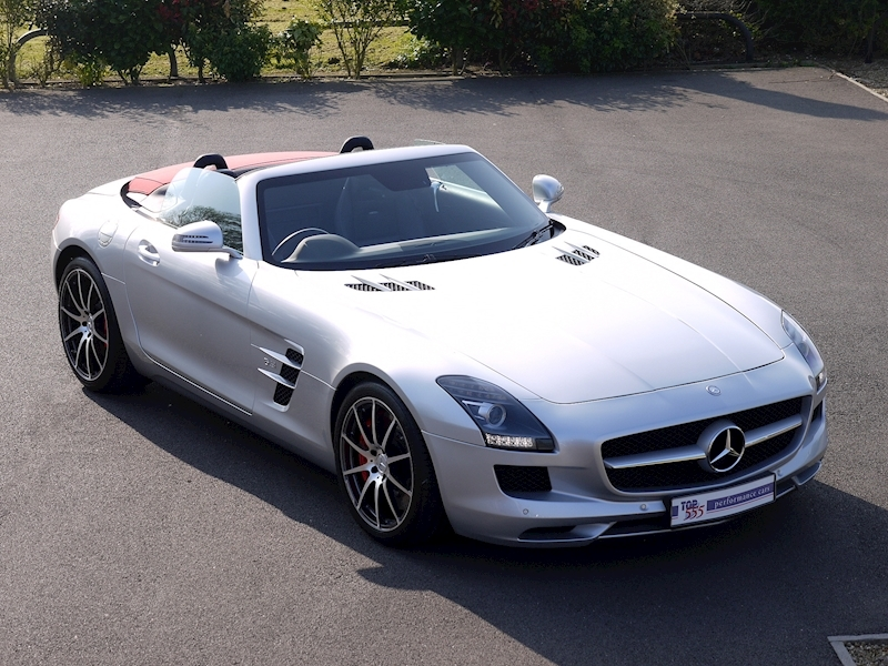 Mercedes SLS AMG Roadster 6.2 - Large 0