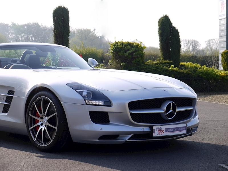 Mercedes SLS AMG Roadster 6.2 - Large 29