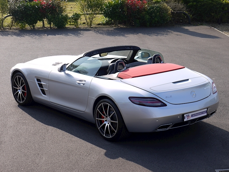 Mercedes SLS AMG Roadster 6.2 - Large 30