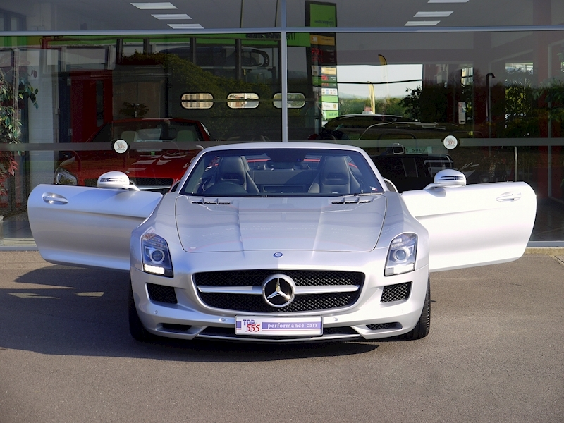 Mercedes SLS AMG Roadster 6.2 - Large 33